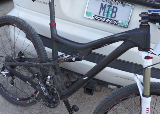 Ibis Ripley Pro Bike (Evan Plews)