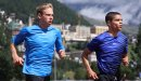 Interview Galen Rupp, Olympic silver medallist at the 10.000m in London