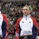 Bridgey Caquatto and Kyla Ross  2009 National Team
