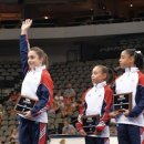 Jordyn Wieber named to 2009 Junior National Team