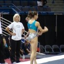 Jordyn Wieber training at Junior Visa Championships