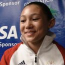 Kyla Ross  2009 Junior National Champion