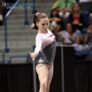 McKayla Maroney at the Junior Visa Championships in 2010