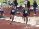 German Fernandez wins pro debut (3:40.71 1500) - Antwerps Atletiek Gala