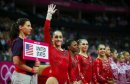 Slideshow: The Fierce Five&#039;s Golden Moment