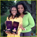 Gabby Douglas talks to Oprah about bullying