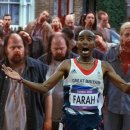 McKayla is not impressed by Mo Farah running from zombies