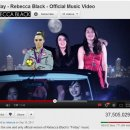Not impressed by Rebecca Black