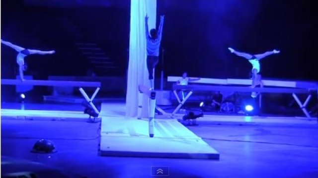 Kellogg's Gymnastics Tour of Champions Highlights by SportsTalk4Kids
