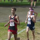 2012 Bill Dellinger Invitational: Nate Jewkes (4th) and Rex Shields