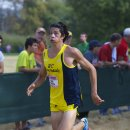 2012 Bill Dellinger Invitational: Seth Totten (17th)