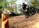 Bent Creek - Asheville Semi-Local Ride