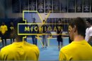 Workout Wednesday with the Michigan Mens Team