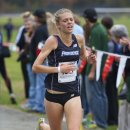 2012 Big East Cross-Country Championships: Samantha Roecker (24th)