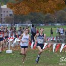 2012 Big East Cross-Country Championships: John Murray and Jordan Williams