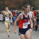2012 Big East Cross-Country Championships: Race Winner Martin Hehir