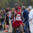 2012 Big East Cross-Country Championships: Ernest Kibet (5th)