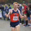 2012 Big East Cross-Country Championships: Ryan Urie (9th)