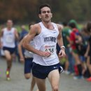 2012 Big East Cross-Country Championships: Sam McEntee (17th)