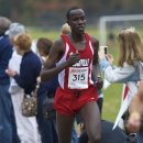 2012 Big East Cross-Country Championships: Edwin Kibichiy (20th)