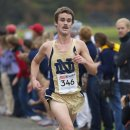 2012 Big East Cross-Country Championships: Walter Schafer (23rd)