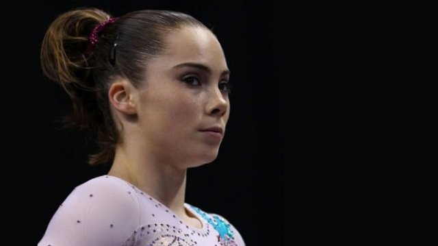 "McKayla Maroney:  ""I'm not washed up yet!"""