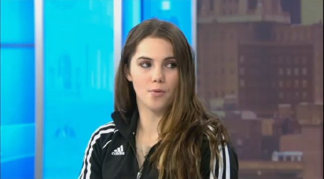 McKayla Maroney on Olympic Sacrifices, and an Awkward Moment with a TV Anchor