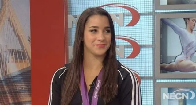Catching Up With Aly Raisman
