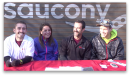 Ben True and Ashley Higginson tell what really happens before NCAA XC