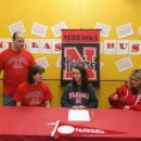 Jennie Laeng Signs with Nebraska