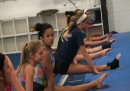 Workout Wednesday: Training for Scholarships at United Gymnastics Academy