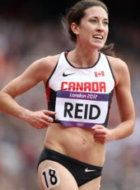 Sheila Reid athlete