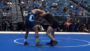 141 f, Michael Mangrum, Oregon State vs Ugi Khishgnyam, Citadel
