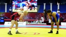 76 lbs semi-finals Marsteller USA vs. Ruchk RUS