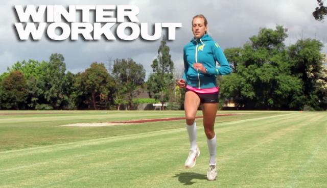 Winter Work Out: Susan Kuijken