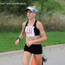 Ladia Albertson-Junkans (Senior): Team USA Minnesota, 5k PR - 16:41