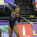 Ashanee Dickerson of Florida, 2013 NCAA Gymnastics