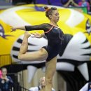 Alaina Johnson of Florida, 2013 NCAA Gymnastics