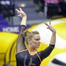 Bridget Sloan of Florida, 2013 NCAA Gymnastics