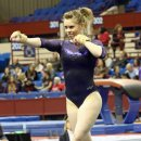 Washington gymnast Jaclyn McCartin