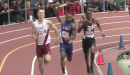 Move of the Meet - Men's 4x4 anchor exchange