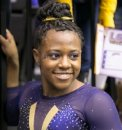 Lloimincia Hall Speaks on her 10.0 Floor Routine