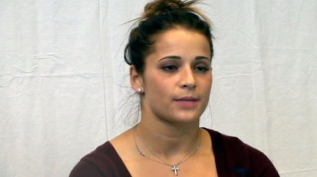 "Flash Back with Alicia Sacramone ""Forever Grateful"""