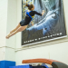 Katie Zurales on Yurchenko Full on Vault