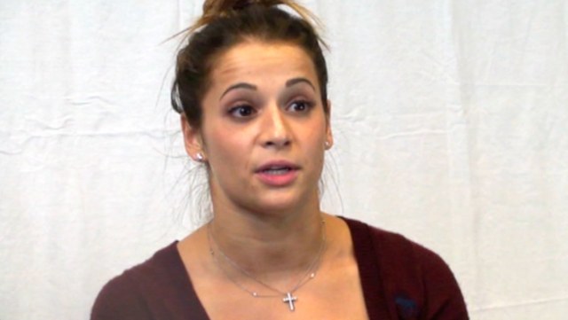 "Flashback- Alicia Sacramone "" I was called Thunderstorm"""