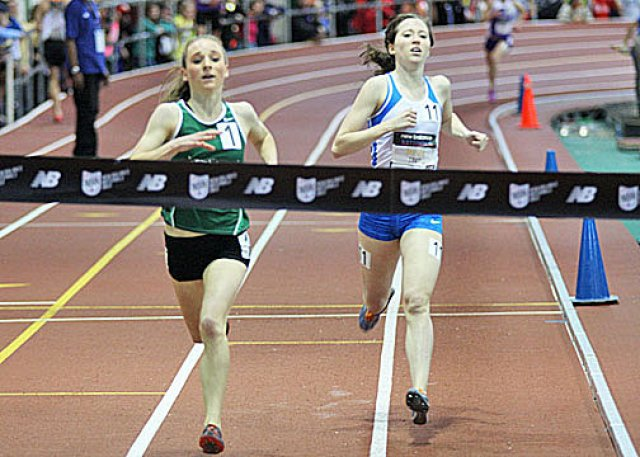 Elise Cranny stuns everyone (including herself) after 4:40 mile at NBIN