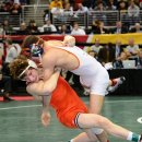 NCAA Medal Round Top Photos
