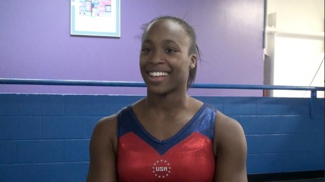 2012 U.S. Olympic Alternate Elizabeth Price on her London Experience