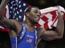 Jordan Burroughs - USA - Olympic Wrestling Highlight