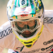 Minnaar Using Oakley's First Dirt Specific Goggle.
